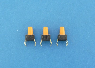 mikro switch 6x6 mm 4pin 6mm