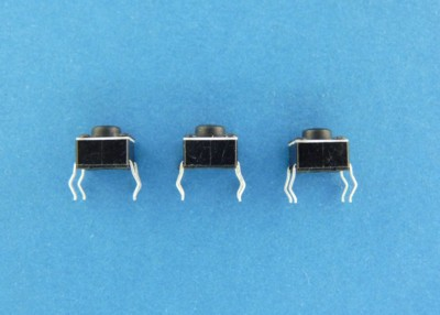 mikro switch 6x6 mm 4pin 0,5mm