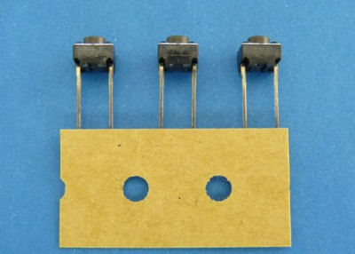 mikro switch 6x6 mm 2pin 1mm