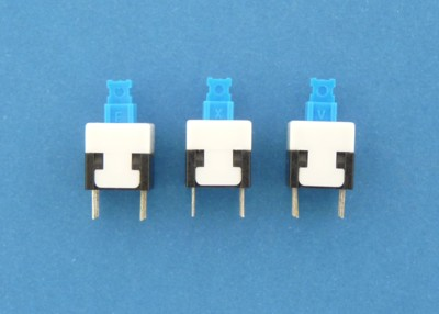 mikro switch 8x8 mm 6pin  on-off