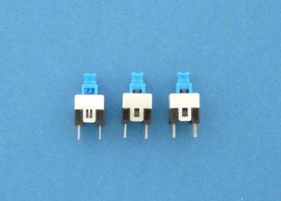 mikro switch 7x7 mm 6pin  on-off