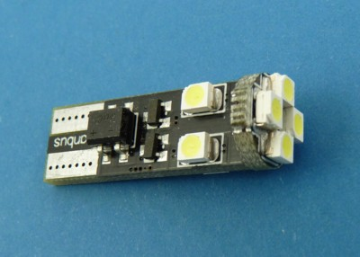 T10 CAN BUS 8SMD  cold white