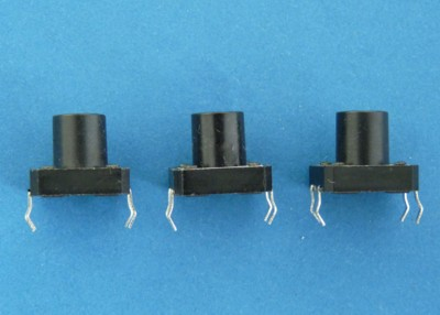 mikro switch 12x12 mm 4 pin ok 10mm