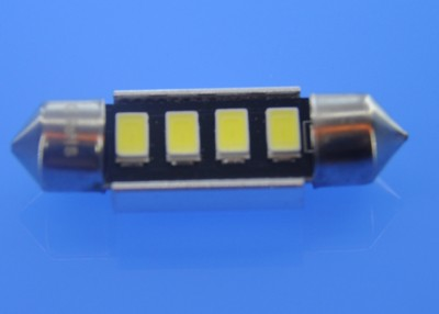 10X36 CAN BUS 4SMD 5730 WHITE 12V Promocja
