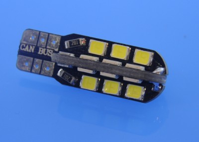T10 CAN BUS 24SMD2835 white 12V