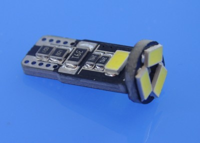 T10 CAN BUS 5SMD5730 white 12V
