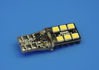 T10 CAN BUS 6X2835SMD  white