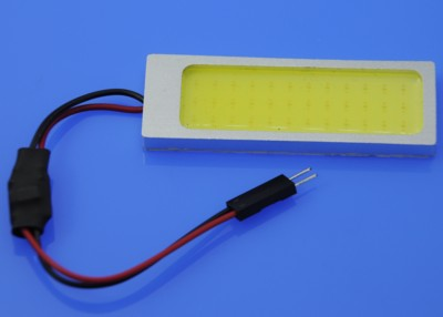 Lamp , moduł , panel led COB  36chips 12V biały